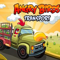Angry Birds Eggs Transport