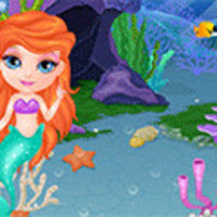 Baby Barbie Mermaid Land