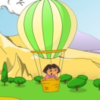 Baby Dora balloon express