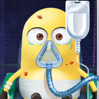 Baby Minion Doctor Care