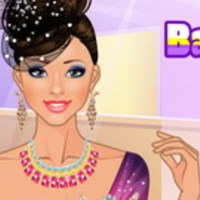 Barbie's Prom Make Up