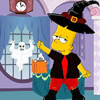Bart Simpson Halloween Dress Up