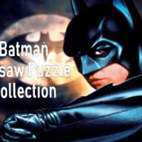 Batman Jigsaw Puzzle Collection
