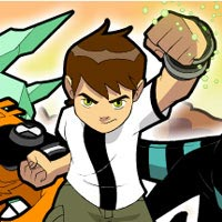 Ben 10 – Ben To The Rescue