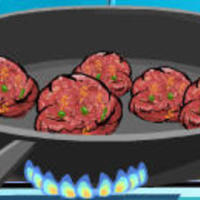 Cooking Show Greek Meatballs