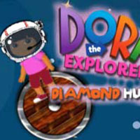 Dora The Explorer Diamond Hunt