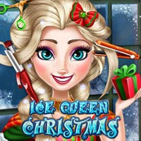 Ice Queen: Christmas Real Haircuts