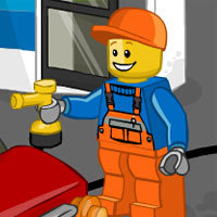 Lego For Young Builders Easy To Build