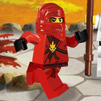 Lego Ninjago Graduation Exam