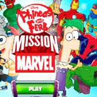 Phineas And Ferb Heroes Of Danville Mission Marville