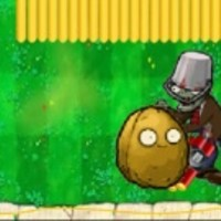Plants vs Zombies Bombing