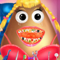 Pou Girl Dentist