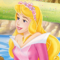 Princess Aurora Swing Puzzle