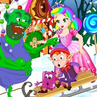Princess Juliet Winter Escape