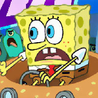 SpongeBob Bumper Car