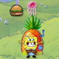 Spongebob Squarepants Burger Swallow