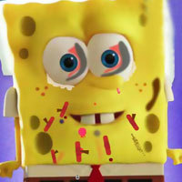 SpongeBob Squarepants Injured