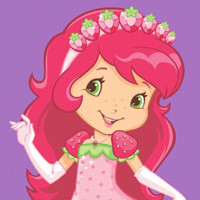 Strawberry Shortcake Berry Fashionable Dress-Up