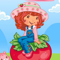 Strawberry Shortcake How a Garden Grows