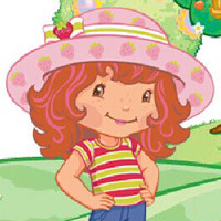 Strawberry Shortcake Memory
