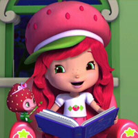 Strawberry Shortcake: Rotate Puzzle