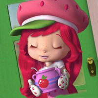 Strawberry Shortcake: Round Puzzle