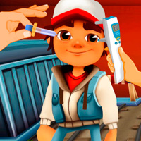 Subway Surfers Eye Care