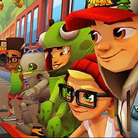 Subway Surfers Find Objects
