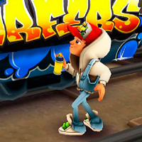 Subway Surfers Graffiti