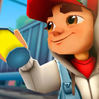 Subway surfers: Puzzles with Jake