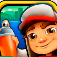 Subway Surfers the math test