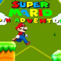 Super Mario Coin Adventure