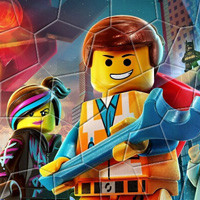The Lego Movie Sort My Tiles