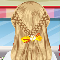 Three Kinds Of Spring Hairstyle